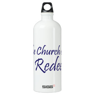 Church of Our Redeemer Water Bottle
