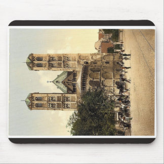 Church of St. Gereon, Cologne, the Rhine, Germany Mouse Pad