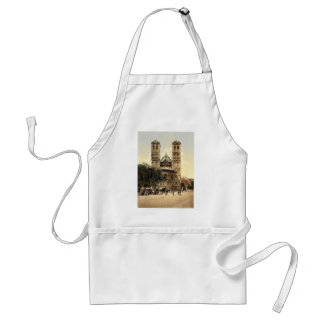 Church of St. Gereon, Cologne, the Rhine, Germany Standard Apron