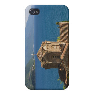 Church of St. John the Theologian at Kaneo on iPhone 4/4S Cover