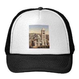 Church of St. Saviour, Jerusalem, Holy Land rare P Hat