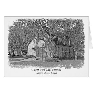 Church of the Good Shepherd Note Cards