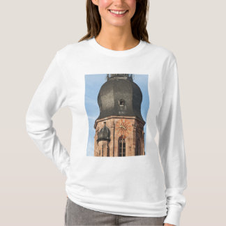 Church of the Holy Ghost in Old Town Heidelberg T-Shirt