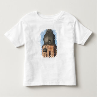 Church of the Holy Ghost in Old Town Heidelberg Tshirt
