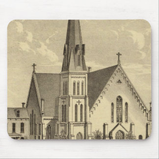 Church of the Sacred Heart East Liberty Mouse Mat