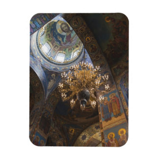 Church of the Saviour of Spilled Blood 2 Rectangular Photo Magnet