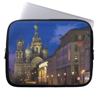 Church of the Saviour of Spilled Blood 3 Laptop Sleeve
