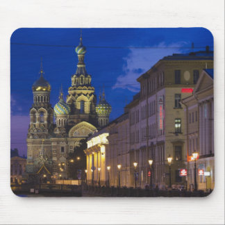 Church of the Saviour of Spilled Blood 3 Mouse Pad