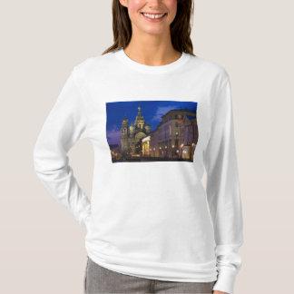 Church of the Saviour of Spilled Blood 3 T-Shirt