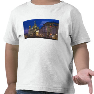 Church of the Saviour of Spilled Blood 3 Tees
