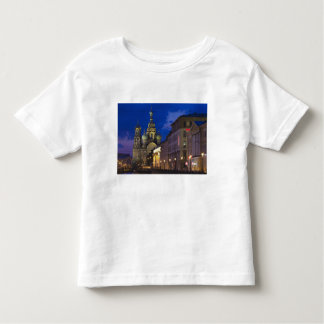 Church of the Saviour of Spilled Blood 3 T-shirts
