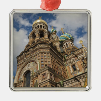 Church of the Saviour of Spilled Blood 4 Christmas Ornament