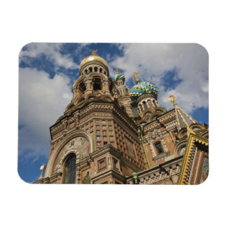 Church of the Saviour of Spilled Blood 4 Rectangular Photo Magnet
