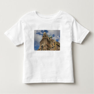Church of the Saviour of Spilled Blood 4 Tshirts