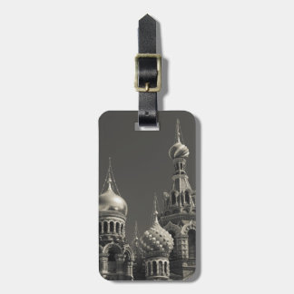 Church of the Saviour of Spilled Blood 5 Luggage Tag
