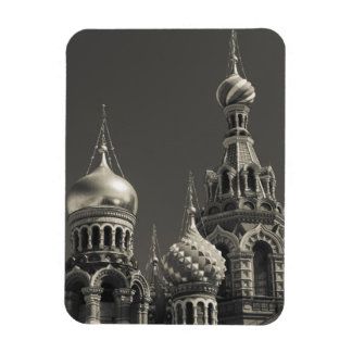 Church of the Saviour of Spilled Blood 5 Magnet