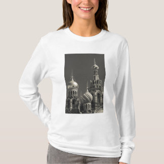 Church of the Saviour of Spilled Blood 5 T-Shirt