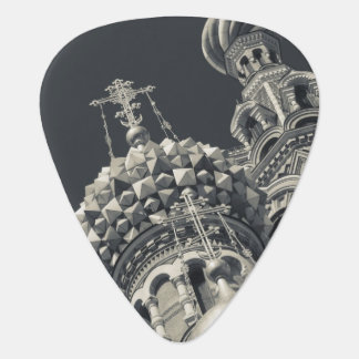 Church of the Saviour of Spilled Blood 6 Guitar Pick