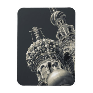 Church of the Saviour of Spilled Blood 6 Rectangular Photo Magnet