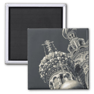 Church of the Saviour of Spilled Blood 6 Square Magnet