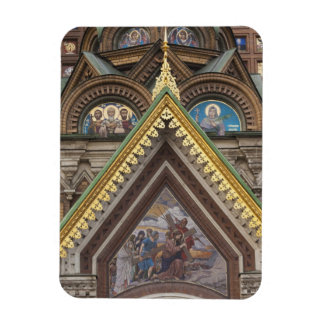 Church of the Saviour of Spilled Blood Rectangular Photo Magnet