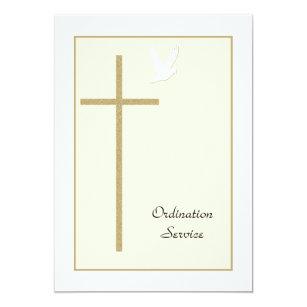 priest invitations announcements zazzle uk