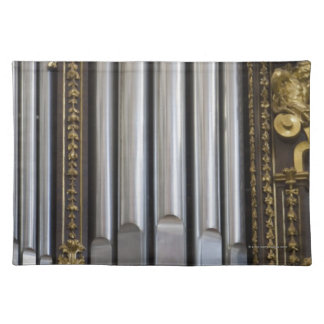 Church Organ Placemat