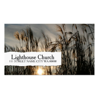 Church Pastor Religion Christian Christianity Pack Of Standard Business Cards