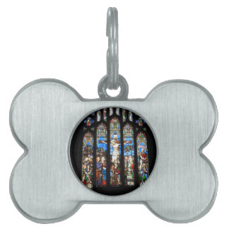 church pet ID tag