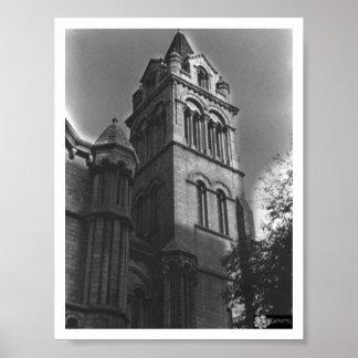 Church. Poster