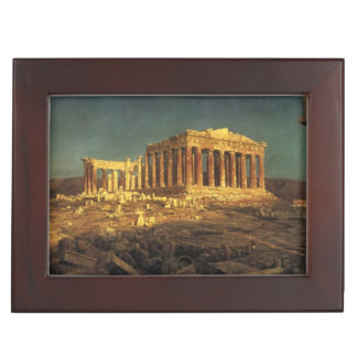 "Church's ""Parthenon"" custom keepsake box"