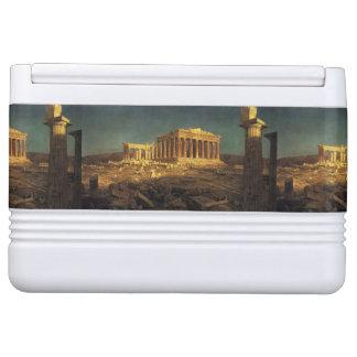 "Church's ""Parthenon"" custom monogram cooler Igloo Cool Box"