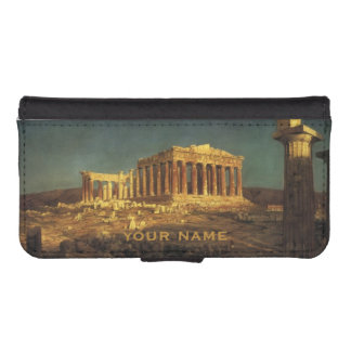"Church's ""Parthenon"" custom wallet cases"