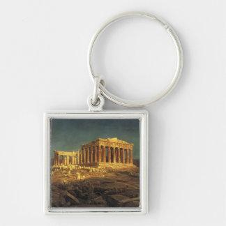 """Church's """"Parthenon"""" key chain"""