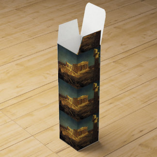 "Church's ""Parthenon"" wine gift box"