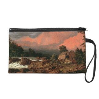 "Church's ""Rutland Falls"" accessory bags"
