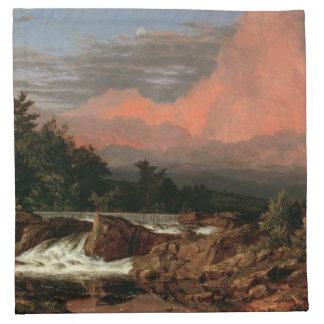 """Church's """"Rutland Falls"""" cloth napkins"""