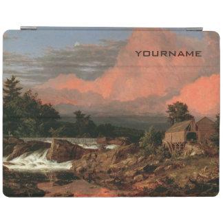 "Church's ""Rutland Falls"" custom device covers iPad Cover"