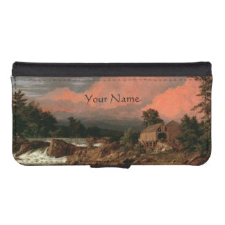 "Church's ""Rutland Falls"" custom wallet cases"