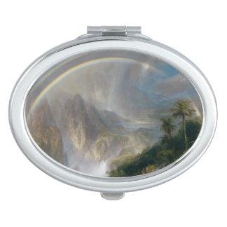 "Church's ""Tropics"" pocket mirror Travel Mirrors"