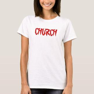 CHURCH SPAGHETTI WHT T-Shirt