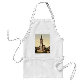 Church St. Jean, Dusseldorf, the Rhine, Germany cl Aprons