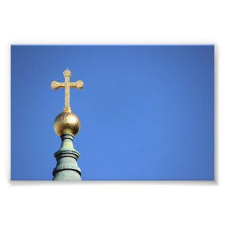 Church Steeple Photo Print