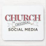 Church - The Original Social Media Mousepads