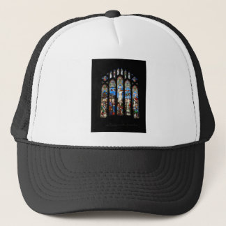 church trucker hat