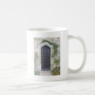 Church Village Door Coffee Mug