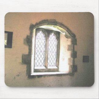 Church Window Mouse Mat
