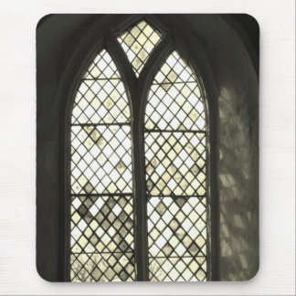 Church Window Mouse Pad