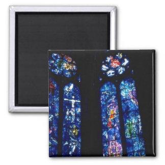Church Windows Magnet