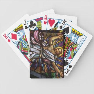 Church Windows Playing Cards